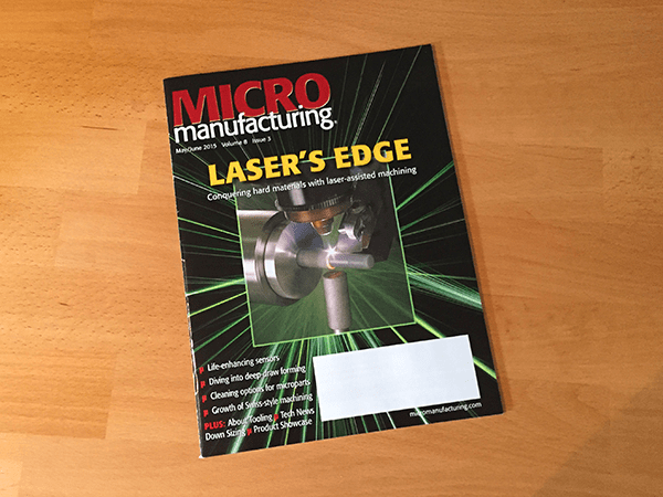 PARTsolutions Parts Management Platform Featured in Micro Manufacturing Magazine
