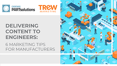 Industrial Marketing Content: Delivering Content to Engineers & Architects